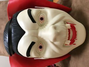 Head of Dracula - Store Display Candy Container