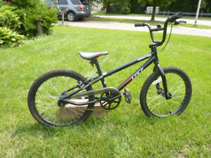 GT Mach One Expert BMX bike.