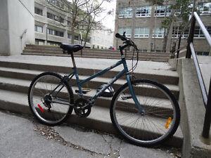 Bike - woman frame - mountain