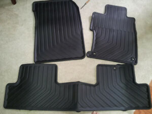2012-2015 Honda civic coupe all season floor mats