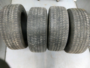 4 Michelin X-ice 215/55R17 Hiver Winter
