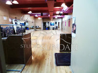 REHERSALS, DANCE CLASSES, YOGA, PRACTICE STUDIO RENTALS MONTREAL