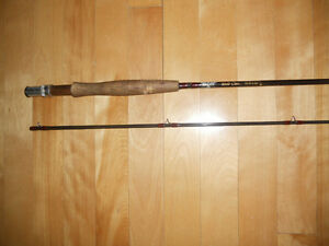 Canne pour moulinet a mouche Fenwick, Fly rod for reel