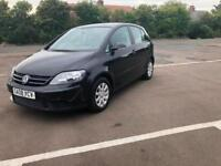IMMACULATE VOLKSWAGEN GOLF PLUS 1.4 PETROL-1 OWNER- 6 MONTHS WARRANTY