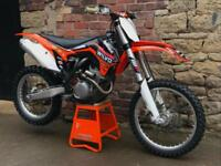 2013 KTM SXF 250 Motocross Bike Four Stroke