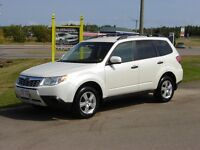 ***SOLD***2011 SUBARU FORESTER***AWD***88000KM***NEW TIRES***