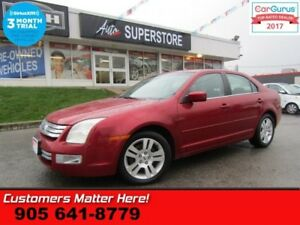 2006 Ford Fusion SEL  V6 LEATHER SUNROOF POWER GROUP