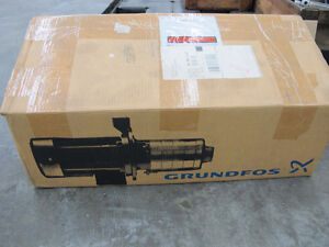 Grundfos MTC4 pump Kitchener / Waterloo Kitchener Area image 3