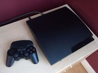 Console PlayStation 3 Slim 160 Go