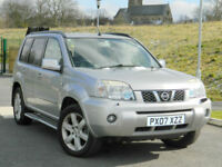 Nissan X-Trail 2.2dCi 136 2007MY Aventura WITH FSH+SATNAV+LTHR+SUNROOF+