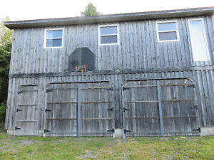 Suite above Barn for Rent