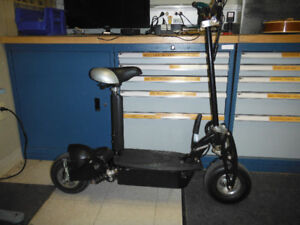 Wuxing electric SCOOTER