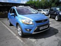 2009 Ford Kuga 2.0TDCi 4x4 Titanium * FULL FORD HISTORY * OUTSTANDING