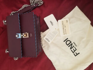 Authentic Fendi Kan I small