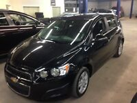 2013 CHEVROLET SONIC  LT A HAYON AUTOMATIC AIR 41KM BLUETOOTH