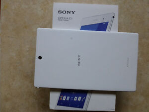 "Sony Xperia Z3 compact tablet, 8"" Unlocked"
