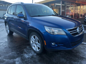 10 VW Tiguan AWD X-Mas special $2000 off Bad Credit Loans.WOW