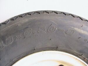 TIRE AND WHEEL IN GOOD CONDITION $50.00 OR BEST OFFER Peterborough Peterborough Area image 5