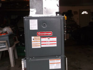 Propane Furnace Goodman 05/2013 Excellent Shape  Plus More Items