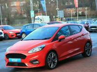 2019 Ford Fiesta St-Line X Turbo 1.0 Petrol 5DR Hatchback 6SPD Man Hatchback Pet