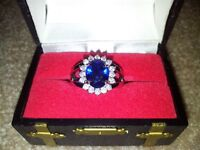 Beautiful Ring $725.00 replacement value