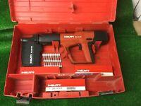 Hilti DX A 41 Nail Gun Plus X-AM Magazine