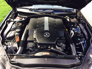 2005 Mercedes-Benz SL-Class 5.0L Coupe (2 door) Great condition! North Shore Greater Vancouver Area image 8