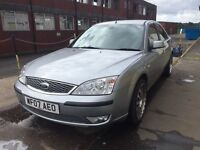 Bargain ford Mondeo edge, long MOT great car ready to go