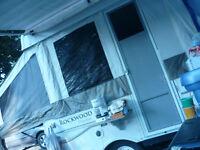 Tente roulotte Rockwood freedom 2007 modele 1620