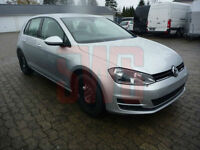 2016 Volkswagen Golf 1.2 Tsi S DSG 77kw 5dr DAMAGED ON DELIVERY
