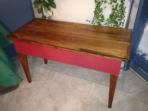 Restored Work Table