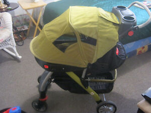 Evenflo full size stroller with canopy and more