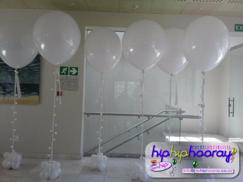 24 Hour Helium / Wedding Balloons / Balloon service