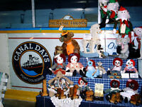 Port Colborne Canal Days Craft Show - Indoors-HOMEMADE Crafters