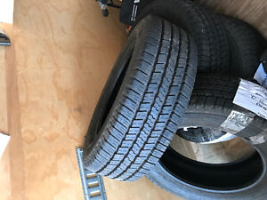 Good Year Wranglera SR-A LT 265/60R20