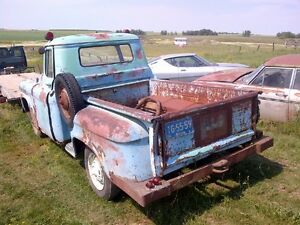 Wanted  50's-80's Truck Boxes and Stepside Fenders