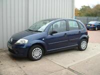 Citroen C3 1.1 (05)2005 Desire 5door LOW MILEAGE IDEAL 1st CAR, CHEAP TO INSURE