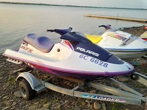 Yamaha 700 and Polaris SLTX 1050 Watercrafts