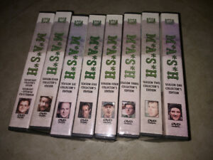 First 8 seasons of MASH on dvd