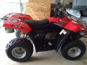 4 roues 2005 CanAm 200