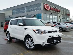 2016 Kia Soul EX+ | BACKUP CAM | HTD SEATS | BT/AUX/USB