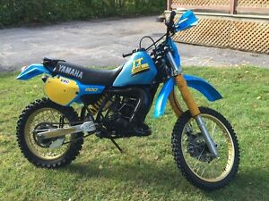 Yamaha IT 200 1987 Enduro