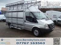 2013 13 FORD TRANSIT T350 LWB WINDOW GLAZING CARRIER 125PS EURO 5