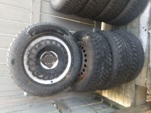Winter tires  205-55 R16