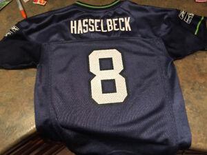 Boys Seahawks Jersey Hasselbeck