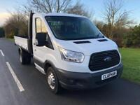 2016 FORD TRANSIT SINGLE CAB TIPPER 125PS 350
