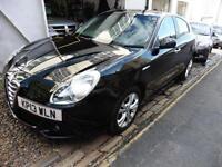 Alfa Romeo Giulietta Jtdm-2 Lusso 5dr 60mpg £30 pa tax DIESEL MANUAL 2013/13