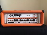Orange CR120 Guitar head