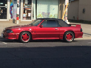 Ford Mustang Convertible(1989)(5.0)