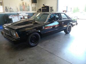1978 Chevy Malibu Roller